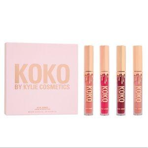 BNIB Kylie x Koko Liquid Lip Collection